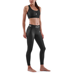 Skins Series-1 Long Tights Women, black